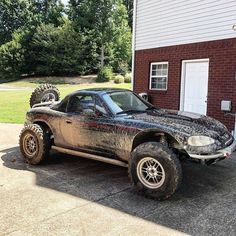 Pontiac Solstice, Ford Maverick, Top Luxury Cars, Man Cave Gifts, Lifted Cars, Mad Max, Custom Cars, Mazda, Offroad