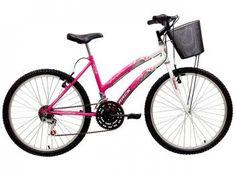 Bicicleta Track & Bikes Parati Aro 24 18 Marchas - Freio V-brake - Temos outros modelos e outras marcas. Escolha, adicione ao carrinho e compre comigo.