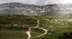 Hiking Through Biblical Backcountry - NYTimes.com