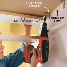 how to install countertops yourself.