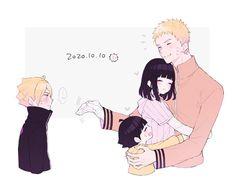 Uzumaki Family, Naruto Family, Boruto Naruto Next Generations, Anime Family, Naruto Sasuke Sakura, Naruto Cute, Naruto Boys, Naruto Shippuden Sasuke, Hinata Hyuga