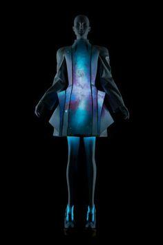 Vega Wang's Bioluminescent Couture.