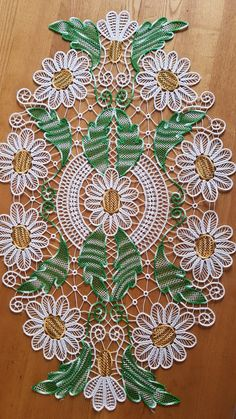 Image gallery – Page 421508846372595266 – Artofit Flower Embroidery Designs, Lace Embroidery, Applique Designs, Machine Embroidery Designs, Filet Crochet, Irish Crochet, Crochet Doilies, Crochet Lace, Needle Lace