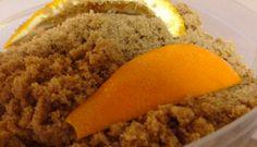 orange peel uses | soften brown sugar