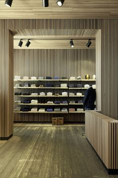 Belgian fashion label Bellerose produces proudly utilitarian clothing, but the one thing they hate is uniformity, and that's something that's clear from the moment one enters their newly refurbished Brussels store. Owner Patrick van Heurck …