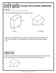 5th grade volume of irregular shapes ii unit cubes cube shapes and math. Black Bedroom Furniture Sets. Home Design Ideas
