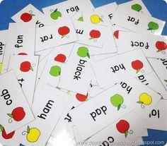 short vowel game