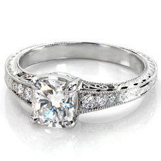 Cushion Barcelona - Knox Jewelers - Minneapolis Minnesota - Fancy Shape - Large Image