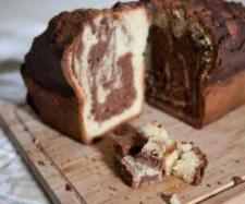 Recipe Vanilla Chocolate Marble Cake by Evon Barker - Recipe of category Desserts & sweets