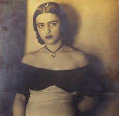 Hungarian-born Indian painter, Amrita Sher-Gil (1913-1941)