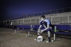 Senior Football Picture