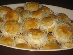 Sajtkrémes pogácsa Noodles, Bakery, Food And Drink, Pizza, Snacks, Recipes, Macaroni, Appetizers, Recipies