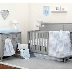 Shop for elephant crib bedding set at buybuy BABY. Buy top selling products like Lambs & Ivy® Indigo Elephant Crib Bedding Collection and NoJo® Dreamer Elephant Crib Bedding Collection in Pink/Grey.