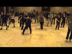 הריקוד מהפכה של שמחה - הדגמה- מחול ישראלי ריקודי עם ערן ביטון