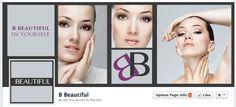 Facebook Cover designed for Beauty Salon, designed by www.socialglow.net