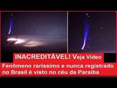 INACREDITÁVEL! Fenômeno raríssimo e nunca registrado no Brasil é visto n...