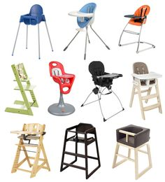 Best Highchairs 2012 Apartment Therapy's Annual Guide