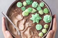 Cute Food, Yummy Food, Yummy Yummy, Kreative Desserts, Exotic Food, Smoothie Bowl, Smoothie Detox, Aesthetic Food, Food Design