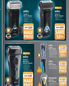 If you're still looking for a #fathersday present try the @shavershopau They have a lot of #halfprice deals on until 4.9.16 Here's some #Braun #shavers that are 25-55% off. . . . #electricshaver #menstyle #fathersday2016 #fathersdaygift #giftideasforhim #shaving #cleanshaven #50percentoff #bargain #bargain #bargains #bargainshopper #bargainhunter #whypayfullprice #whypaymore #savemoney #smartshopper #savvyshopper #savvysaver #aug16 #sep16 #shavershop