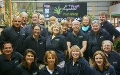 We were all able to get together and meet today.  What a great looking team here at Lyndale Plant Services!!