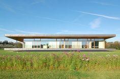 Obstgarten Farm House by K_M Archtektur