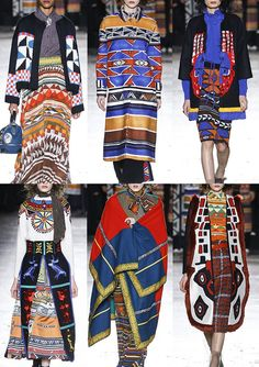 STELLA JEAN | Ndebele Pattern – African Masks – Primal Patterns – Tribal Borders…