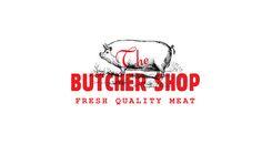 The Butcher Shop on Behance