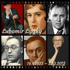 Lubomír Lipský Famous People, Film, History, Retro, Movies, Movie Posters, Facebook, Movie, Films