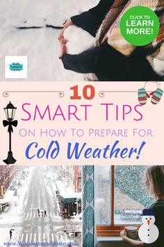 Before the height of Winter hits your area, here are 10 tips on how to prepare for cold weather. Home Safety Checklist, Emergency Preparedness Checklist, Emergency Kits, Safety Tips, Alone Life, Travel Money, Winter Storm, Teacher Favorite Things, Animals For Kids