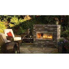 Regency HZ042 Outdoor Gas Fireplace - Home Fires The Fan Man - AUD $4,199