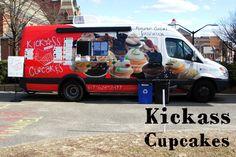 Kickass Cupcakes - Food Truck - Boston