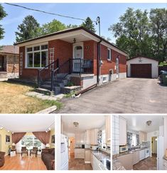 HOUSE FOR SALE! $699,900.00 33 Tansley Ave (Brimley/Seminole) TORONTO Quiet Cres!! Great Location! Cute 2 Bedroom Bungalow With A Brand New 20X16 Ft Deck!! Basement In-Law Suite With A Separate Entrance! Beautiful Private Backyard!! Insulated 2 Car Tandem Garage!! Garage Is Heated! Perfect Workshop!! There Is A 100 Amp Service In The Garage And A 100 Amp Service In The House!! Show And Sell!! CALL ME NOW! (416) 438-2536