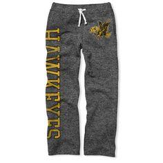Iowa Hawkeyes Fleece Pant