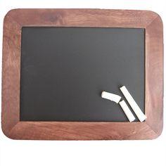 Primitive Schoolhouse WRITING SLATE antique chalkboard
