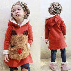 $26.35 (Buy here: https://alitems.com/g/1e8d114494ebda23ff8b16525dc3e8/?i=5&ulp=https%3A%2F%2Fwww.aliexpress.com%2Fitem%2F2016-New-Winter-Children-s-Clothing-Suit-Girl-Child-Autumn-Children-Thickening-Fleece-Sweatshirt-Legging-Girls%2F32726702737.html ) Winter Children's Girls Clothing Suit Set Girl Kids Clothes Thickening Fleece Sweatshirt+Leggings Girls Pants Clothes Set F340 for just $26.35