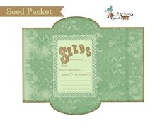 Seed Envelope / Packets
