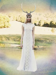 Lisa Brown Dena Dress