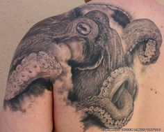 1000 images about octopus tattoo inspiration on pinterest for Outer limits tattoo long beach