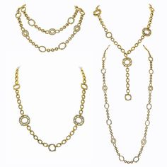 Gumuchian Carousel necklace