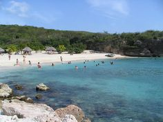 Daaibooibaai beach, 5 min from Villa Seashell, Curacao. #curacao #caribbean #vacation #travel #beach
