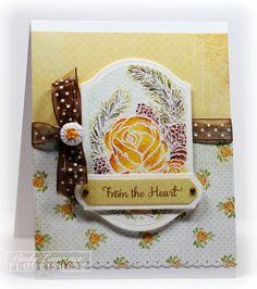 Flourishes Petals & Peace set