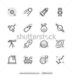 Стоковые иллюстрации и мультфильмы Space Ship | Shutterstock
