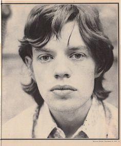 Mick Jagger - 1966