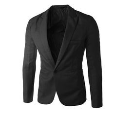 Cheap suit jacket, Buy Quality summer suit jacket directly from China jacket fashion Suppliers: 2017 Spring Autumn summer Charm Men's Casual Slim Fit One Button Suit Blazer Coat Jacket Tops Men Fashion Casual Blazer, Blazer Suit, Men Casual, Blazer Jacket, Jacket Men, Suit Pants, Casual Suit, Blazer Dress, Jacket Dress
