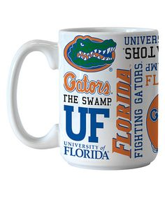 Look what I found on #zulily! Florida Gators Mug #zulilyfinds