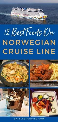 Top 12 Foods on Norwegian Cruise Line - We pick our favorite dishes and drinks from the innovators behind Freestyle dining in our Top Foods on Norwegian Cruise Line. #cruise #cruisedining #cruisefood #eatsleepcruise #NCL Packing List For Cruise, Cruise Tips, Spicy Drinks, Classic French Dishes, Prime Rib Roast, Frozen Cocktails, Norwegian Cruise Line, French Restaurants, Coq Au Vin