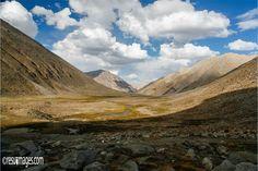 Near Changla Pass, India