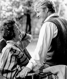 Robert Redford and Meryl Streep 'Out of Africa' (1985)
