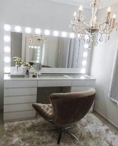 Creative DIY Makeup Vanity Design Ideas That'S Inpire 09
