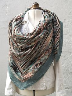 Ravelry: Project Gallery for Faraway, So Close pattern by Carina Spencer